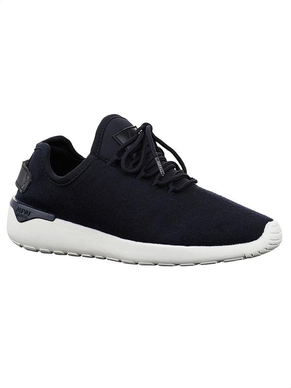 de bleu Chaussures famme Speed sport Socks Asfvalt VGUMpjqLSz