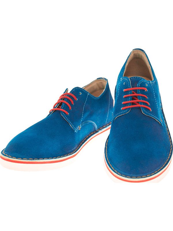 Leather shoes with bright colors Wally Walker 8b1f6bd8637