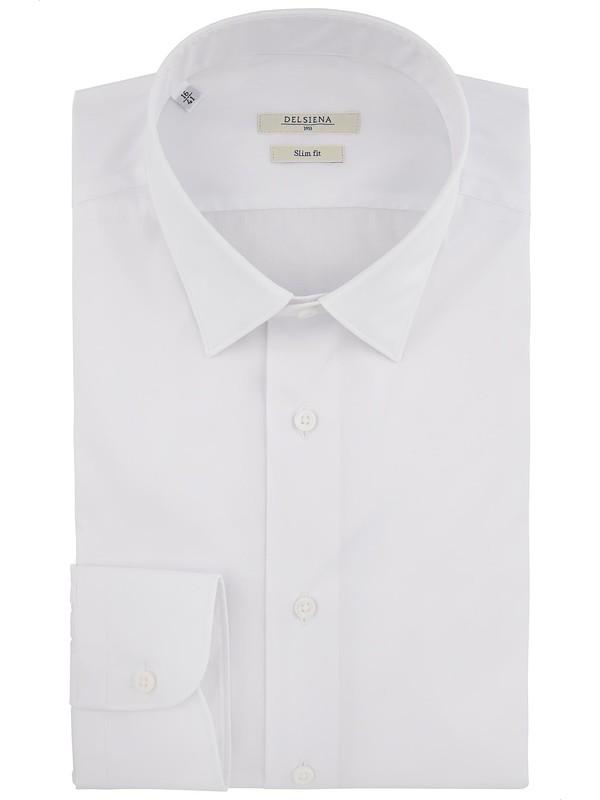 62006383d594 Chemise blanche homme stretch - Idée de Costume et vêtement