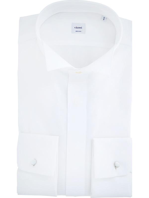 chemise blanche pour frak et smoking col cass c rrel. Black Bedroom Furniture Sets. Home Design Ideas