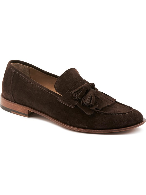 Seboy's Loafer with fringes and tassels