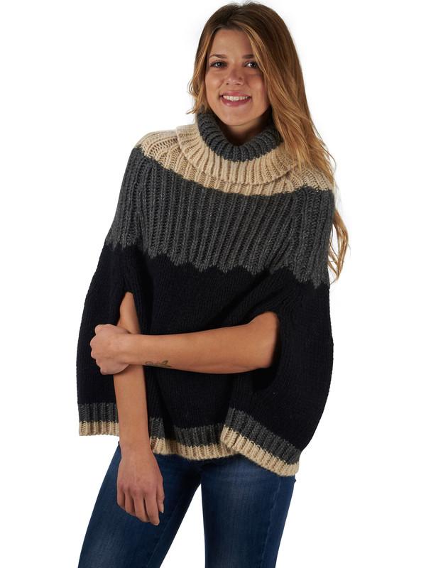 Conosciuto Mantella di lana calda e morbida per donna Jucca made in Italy XD06