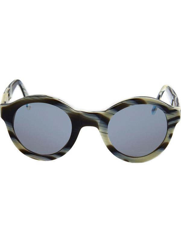 Occhiali Per Da Montatura Con Zebrata Sole Donna ywO8n0vmN
