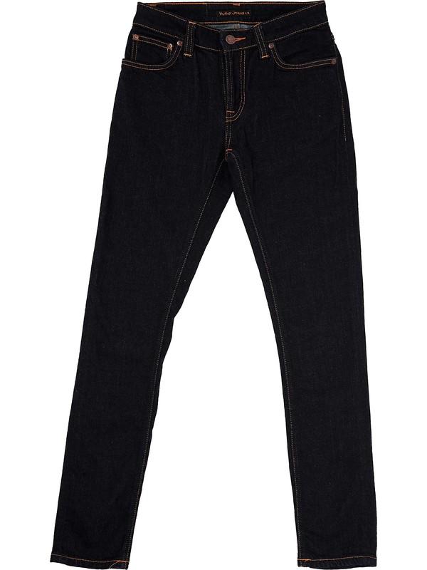 Nudie Jeans women's denim - Skinny Lin Burnt Orange