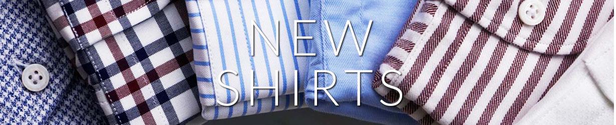 New Shirts Arrivals